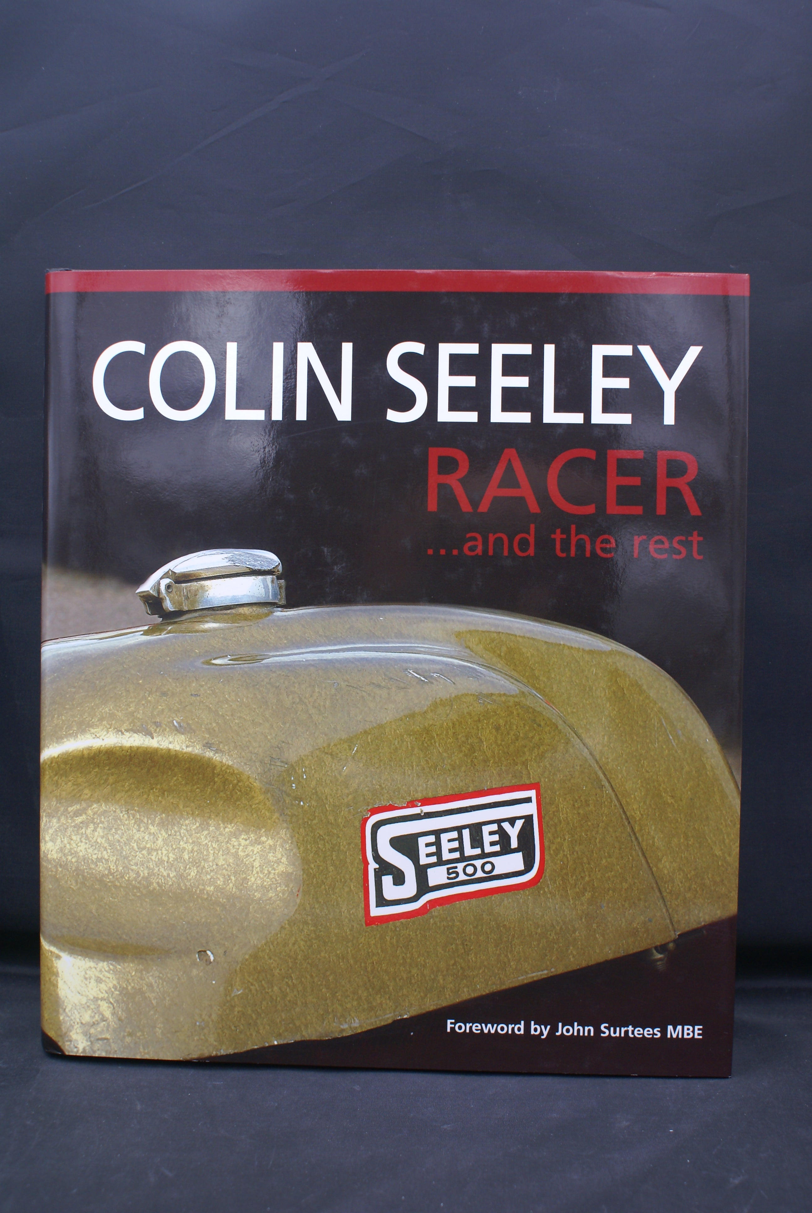 Colin Seeley, Racer....and the rest