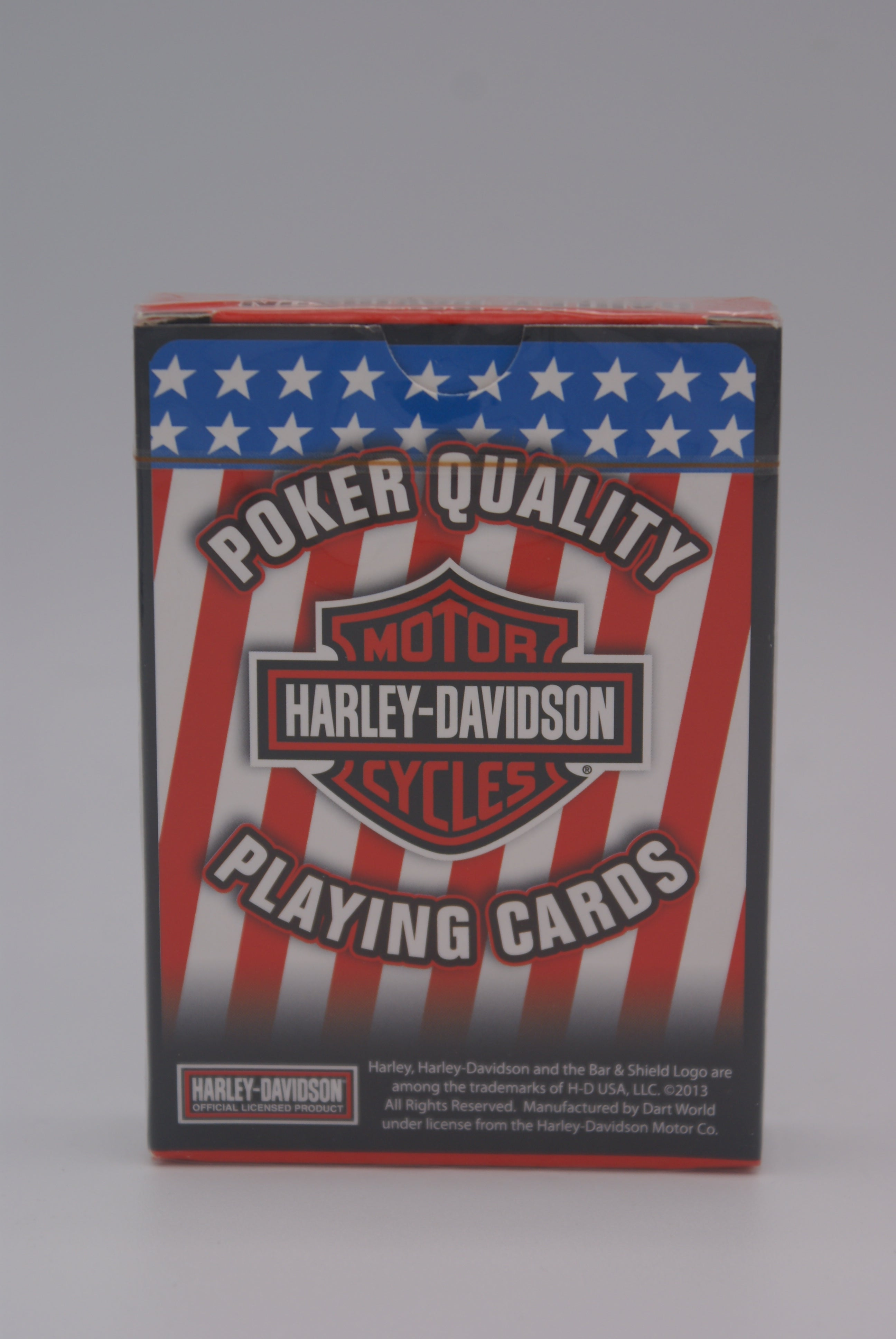 Harley-Davidson Playing Cards