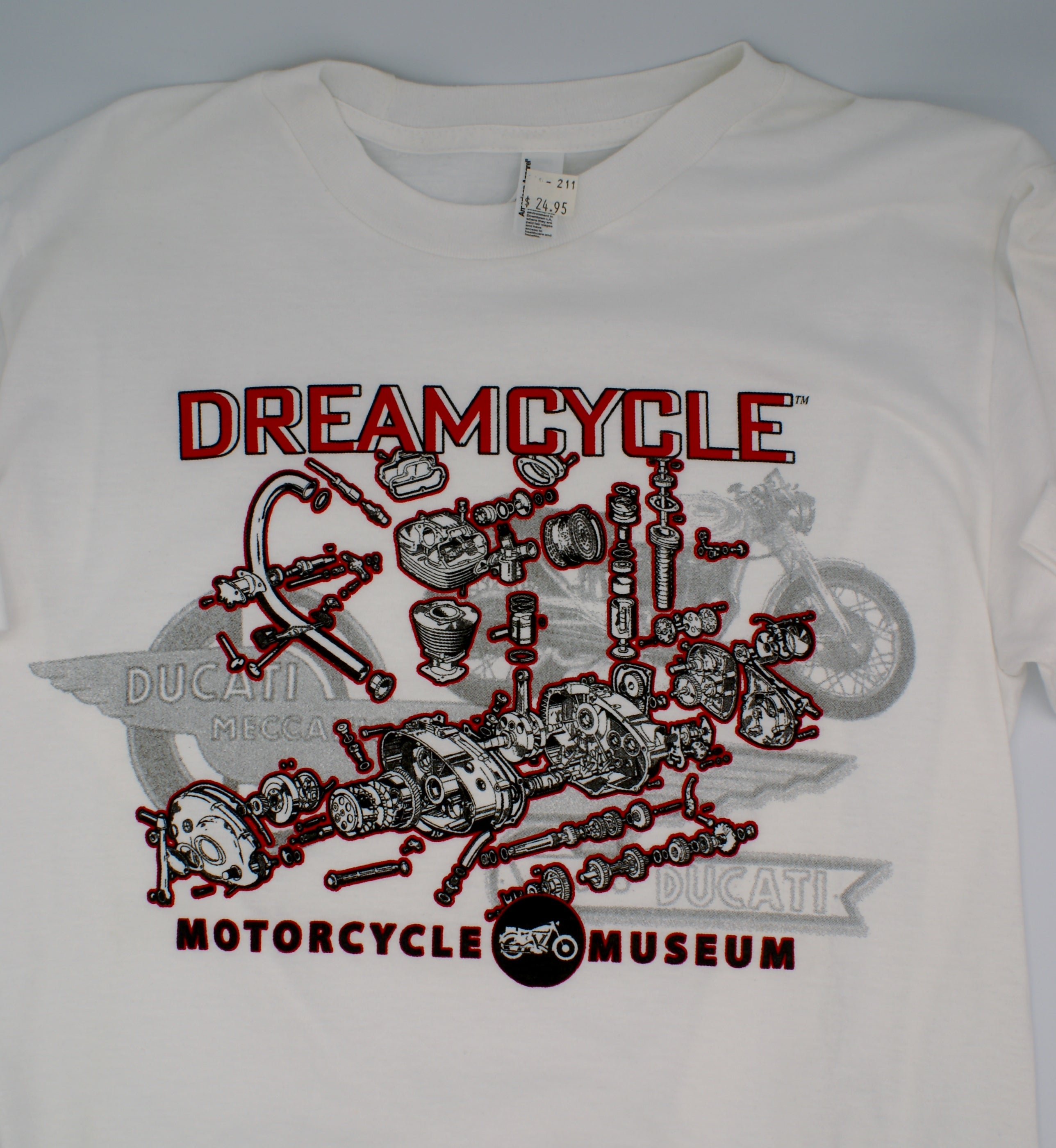 Dreamcycle Museum T-Shirt