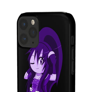 CHIBI KELLY Snap Cases (Black)