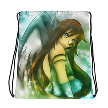 Load image into Gallery viewer, HELLO THERE Drawstring bag