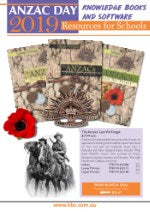 Click here to download the Anzac Day PDF