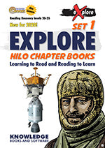 Click here to download the eXplore Chapter Books PDF