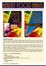 Click here to download the Healthy Food Habits PDF