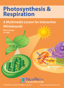 Photosynthesis & Respiration Multimedia Lesson (CD-ROM) W54-6206-W54-6406