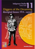 Diggers of the Dreaming Teacher Guide Secondary 9781741620122