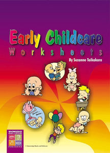 Early Childcare Worksheets 9781741620733