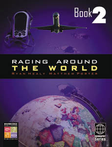 Racing Around the World Book 2 9781741621488
