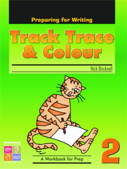 Track, Trace & Colour: Preparing for Writing Book 2 9781741621730