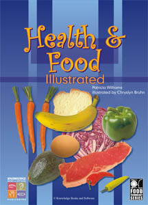 Health & Food Illustrated 9781741621754
