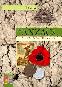 The Anzacs: Lest We Forget (Infants) 9781741622386