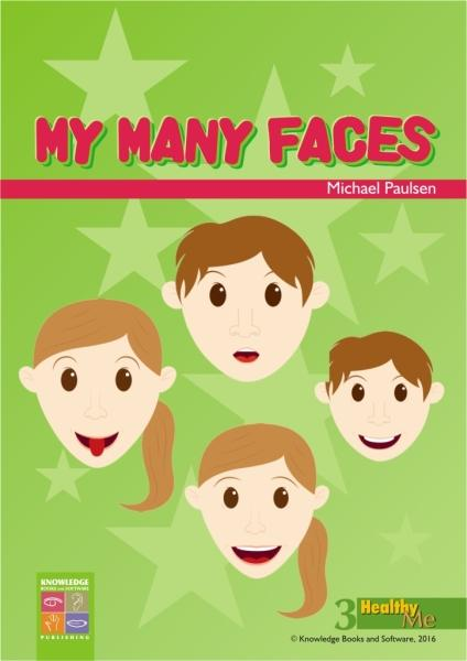 My Many Faces 9781875219339