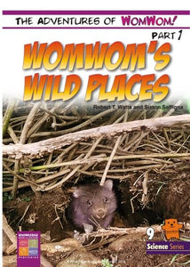 WomWom's Wild Places 9781925398472