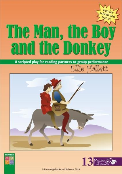 Man, the Boy and the Donkey, The 9781925398564