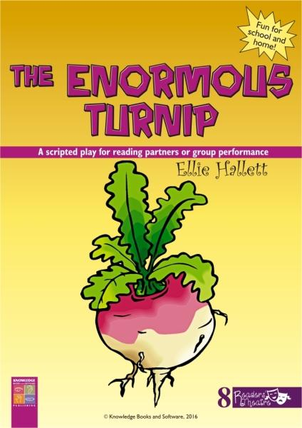 Enormous Turnip, The 9781925398007
