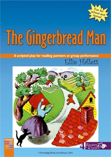 Gingerbread Man, The 9781925398076