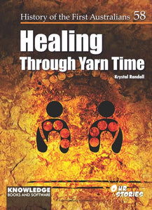 Healing Through Yarn Time 9781925714821