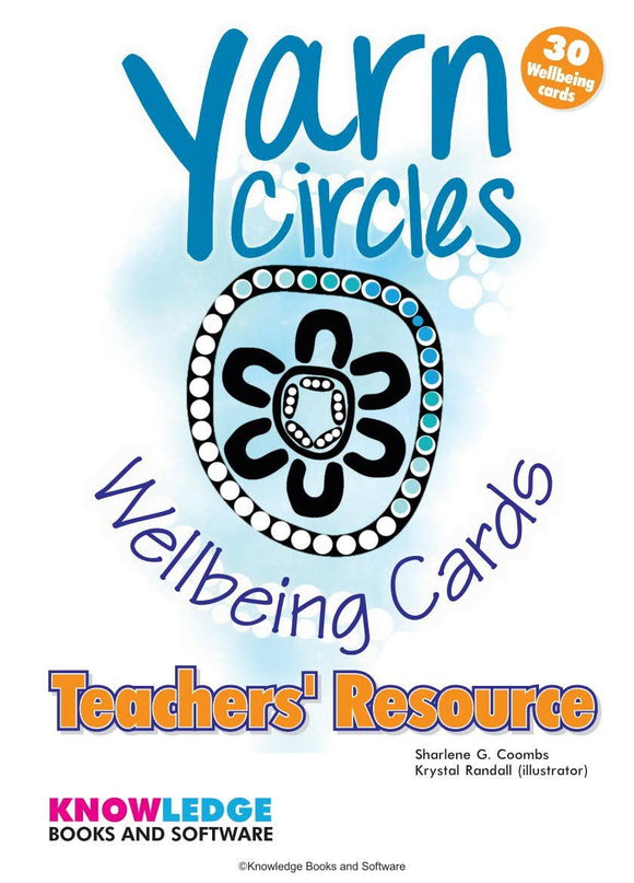 Yarn Circles Wellbeing Cards Teachers' Resource