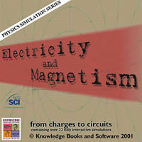 Electricity and Magnetism (CD-ROM) CD153