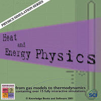 Heat and Energy Physics (CD-ROM) CD154