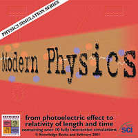 Modern Physics (CD-ROM) CD156