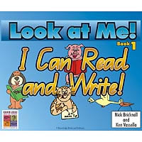 Look at Me! I Can Read and Write 9781920696429