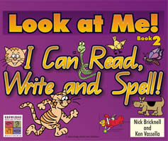 Look at Me! I Can Read and Write and Spell! 9781920824297