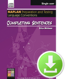 Completing Sentences (Downloadable File)