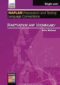 Punctuation and Vocabulary (PowerPoint CD-ROM)