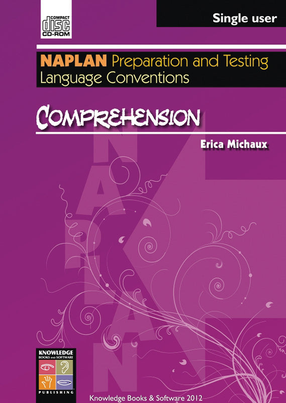 Comprehension (PowerPoint CD-ROM)