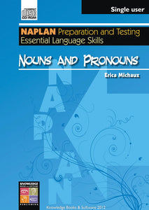 Nouns and Pronouns (PowerPoint CD-ROM)