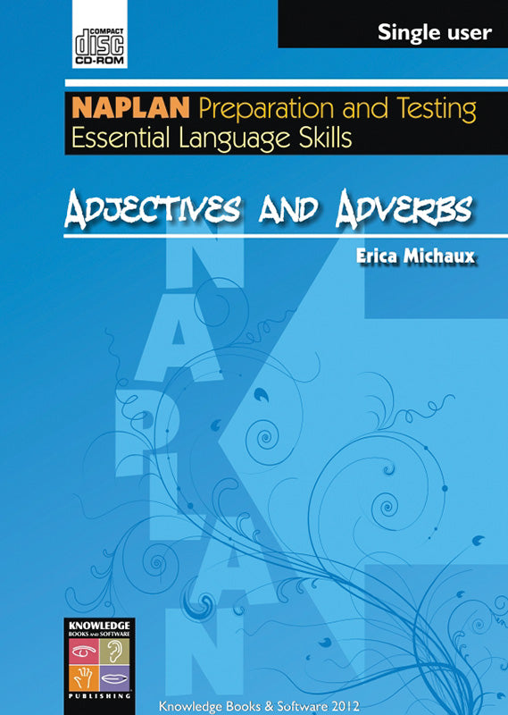 Adjectives and Adverbs (PowerPoint CD-ROM)