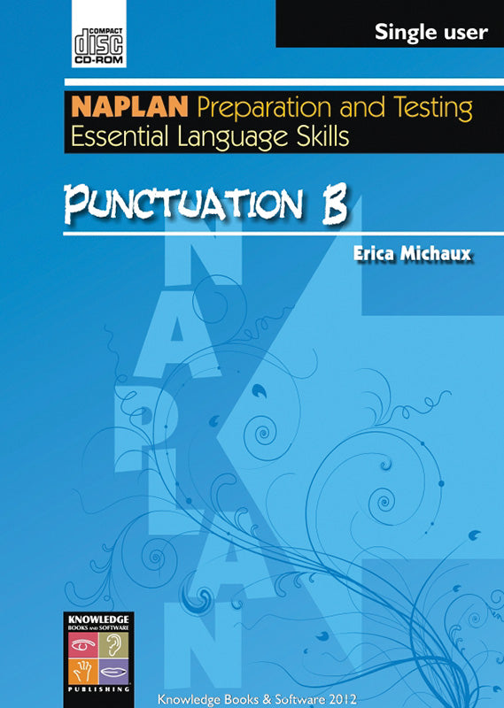 Punctuation B (PowerPoint CD-ROM)