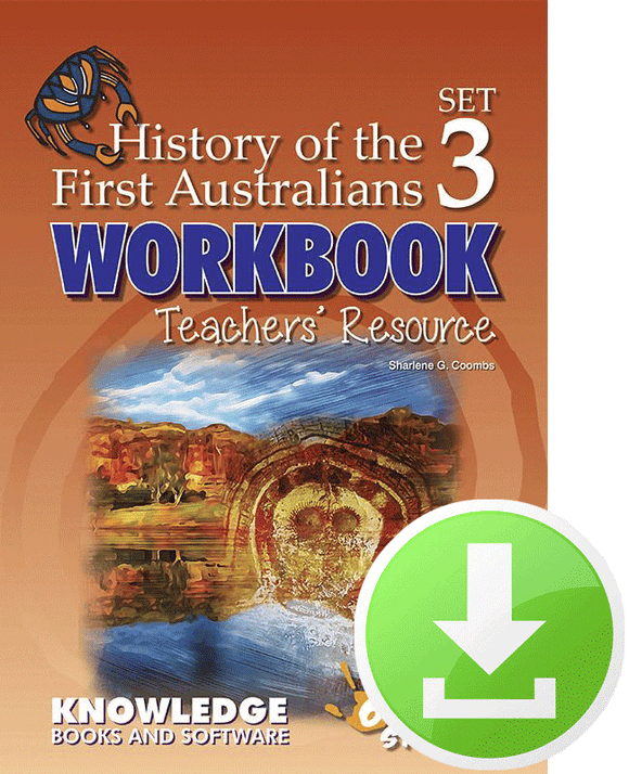 History of the First Australians Set 3 (Books 41-60) - Teacher Resource (eBook)