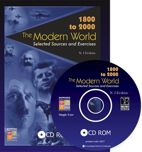 The Modern World 1800 to 2000 (CD-ROM) 9781741622263