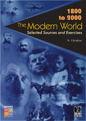 The Modern World 1800 to 2000 9781741622232
