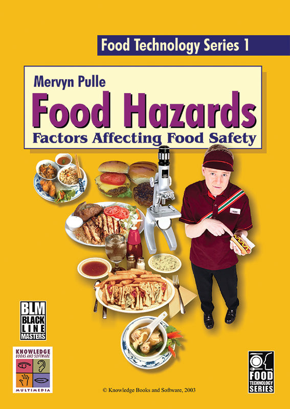 Food Hazards 9781920696825