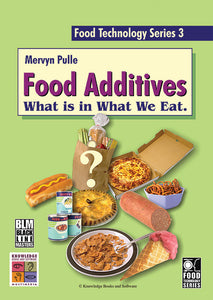 Food Additives 9781920824273