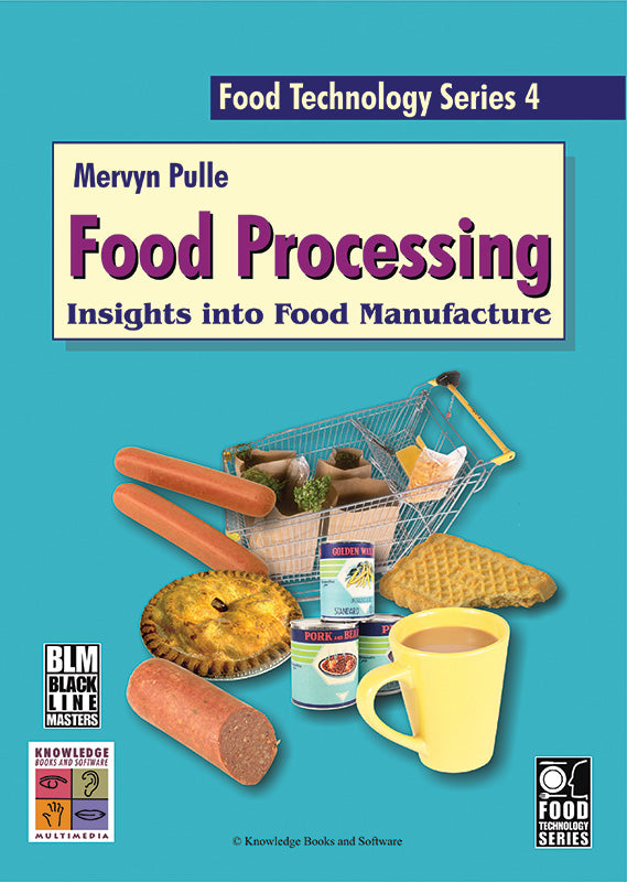 Food Processing 9781920824556