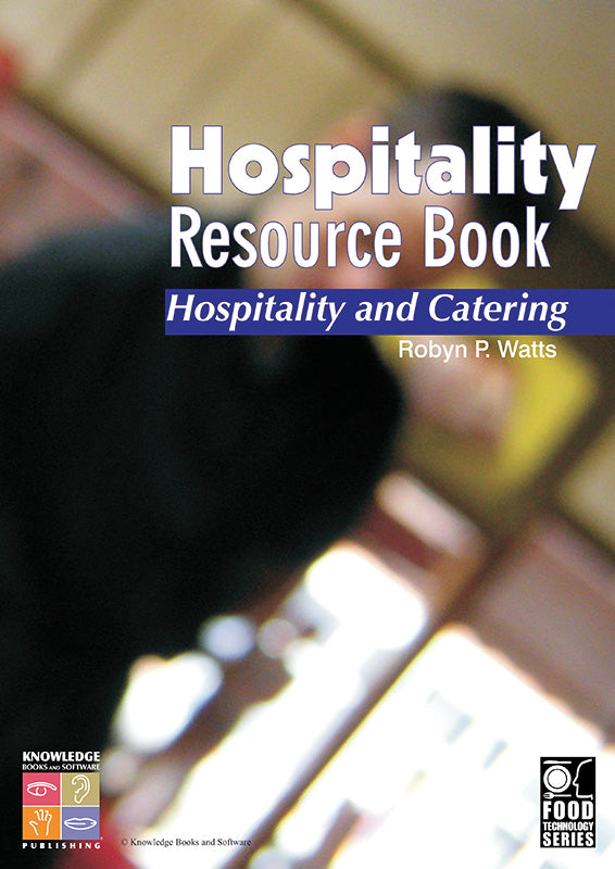 Hospitality Resource Book 9781741622089