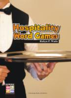 Hospitality Word Games 9781741622065