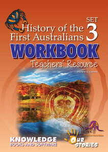 History of the First Australians Set 3 (Books 41-60) - Teacher Resource