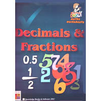 Decimals and Fractions 9781920824693