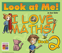 Look at Me! I Love Maths! 9781920824723