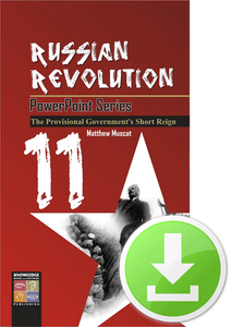 The Provisional Government's Short Reign (Downloadable File) H44e-H444e