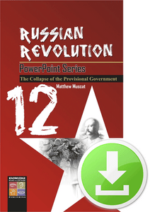 The Collapse of the Provisional Government (Downloadable File) H45e-H455e