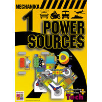 Mechanika Series Worksheets 9781920696375