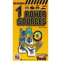 Power Sources: Mechanika Series DVD 1 9781920696276