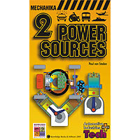 Power Sources: Mechanika Series DVD 2 9781920696283
