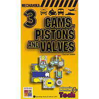 Cams Pistons and Valves: Mechanika Series DVD 3 9781920696290